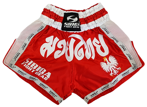 Muay Thai Shorts-Poland