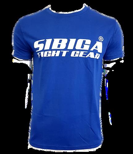 Cotton T-shirt Blue