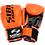 Thumbnail: Synthetic Leather Fluorescent Orange Gloves