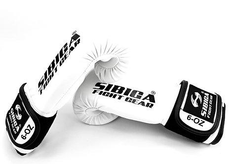 Kids Boxing Gloves-White
