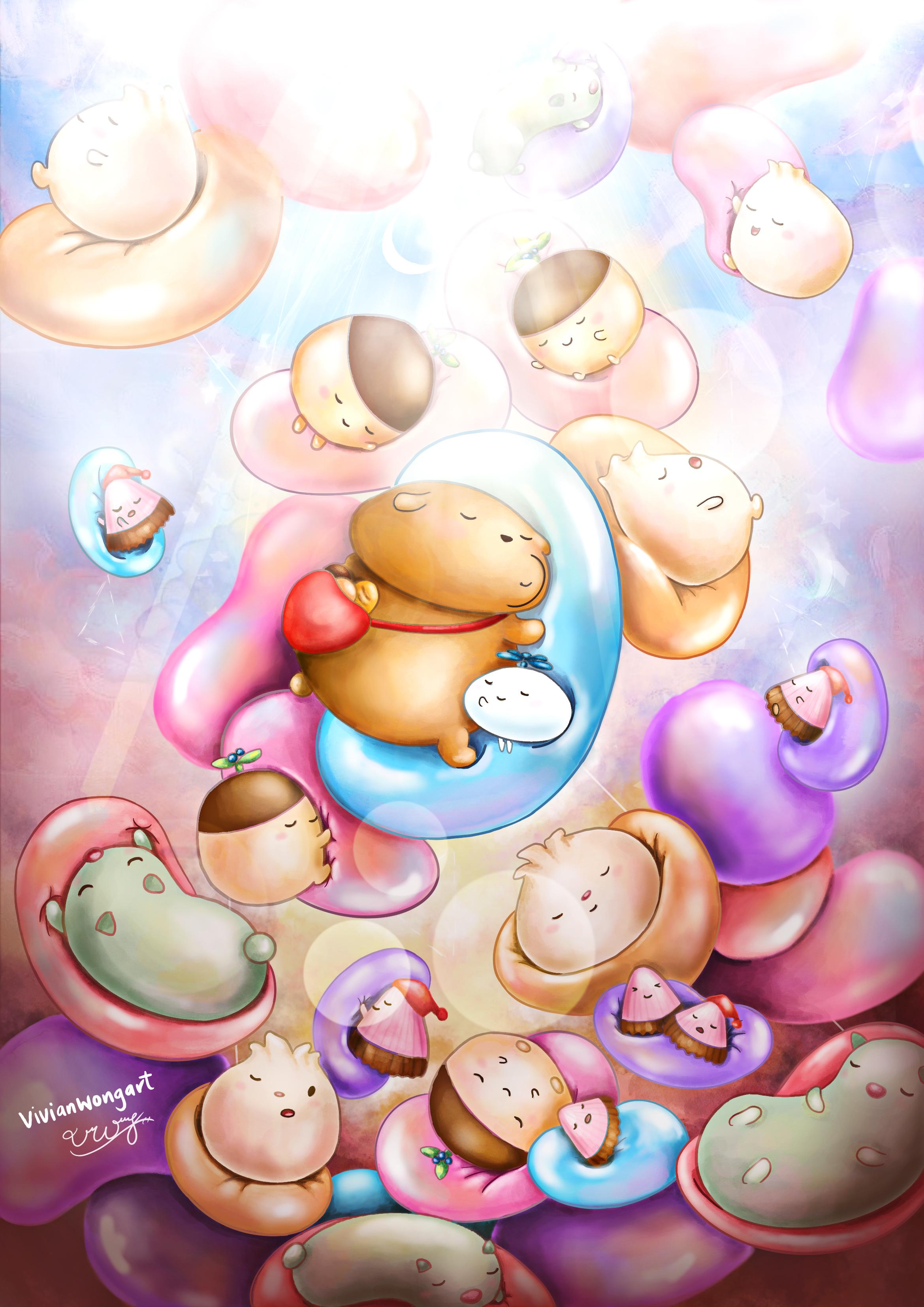 Gu&Bu Sweet Jellybeans