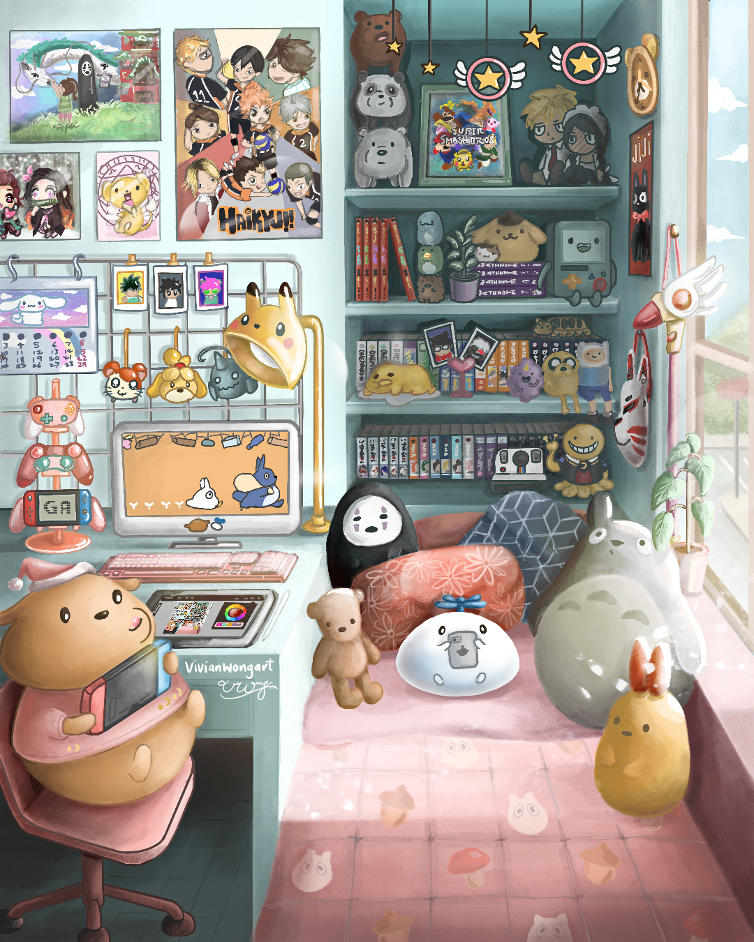 Gu&Bu's Dream Room