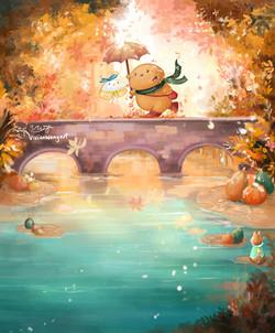 Gu&Bu Welcome Autumn
