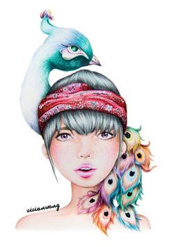 Peacock Themed Girl Scan-2