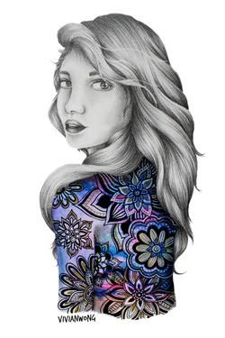 GALAXY GIRL-2