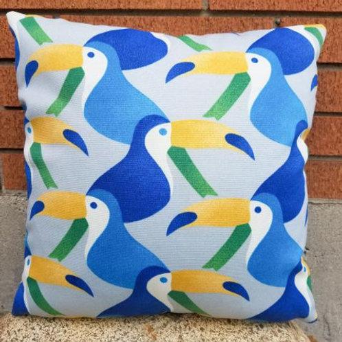"""18"""" Toucan Pillow Cover"""