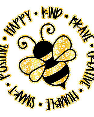 Bee Circle Wordart.png