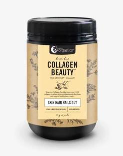 Nutra Organics ~ Collagen Beauty Lemon Lime 300g