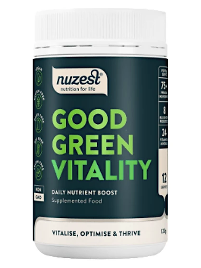Nuzest- Good Green Vitality 120g