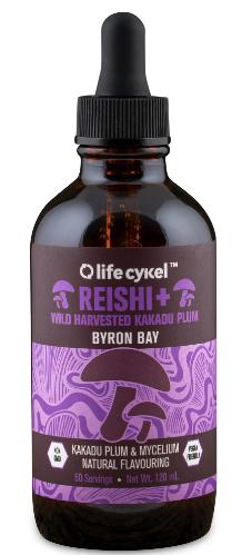 Life Cykel - Reishi 120ml