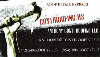 Conti Roofing