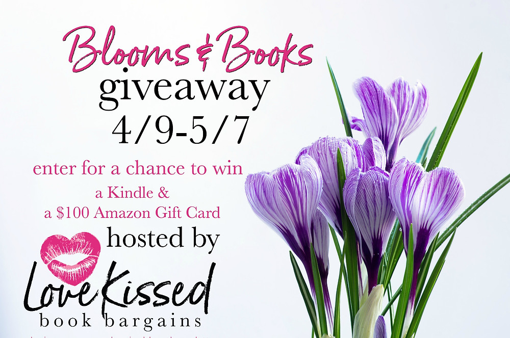 #Blooms&BooksGiveaway, Book lovers, readers