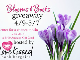 Blooms & Books Giveaway Surprise!