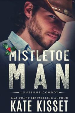 Mistletoe Man - Kate Kisset Books