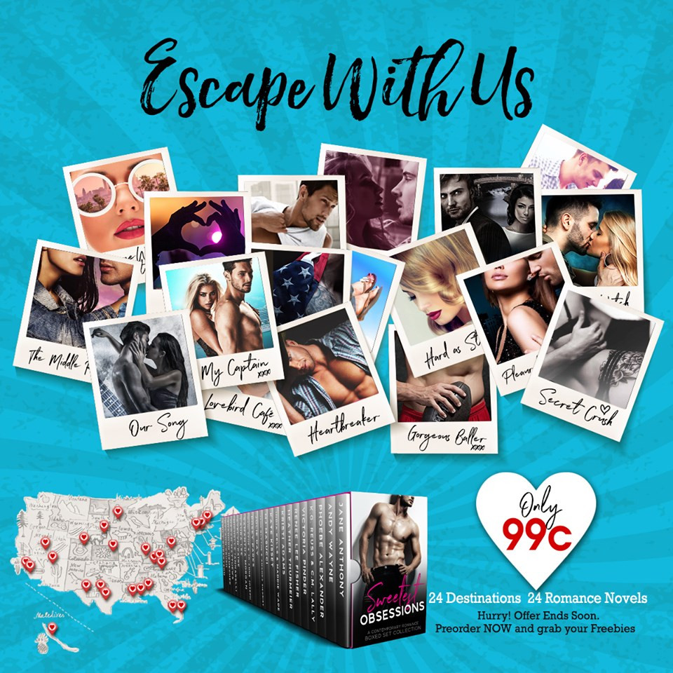 Order the Sweetest Obsessions Boxed Set before it goes away!
