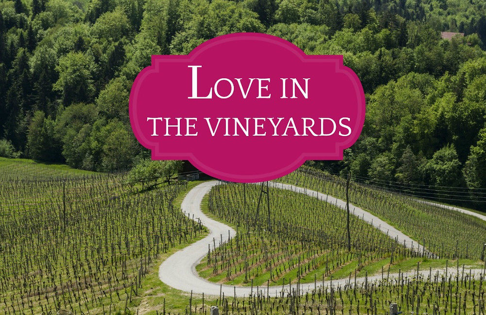 Love in the Vineyards Romance series from Kate Kisset