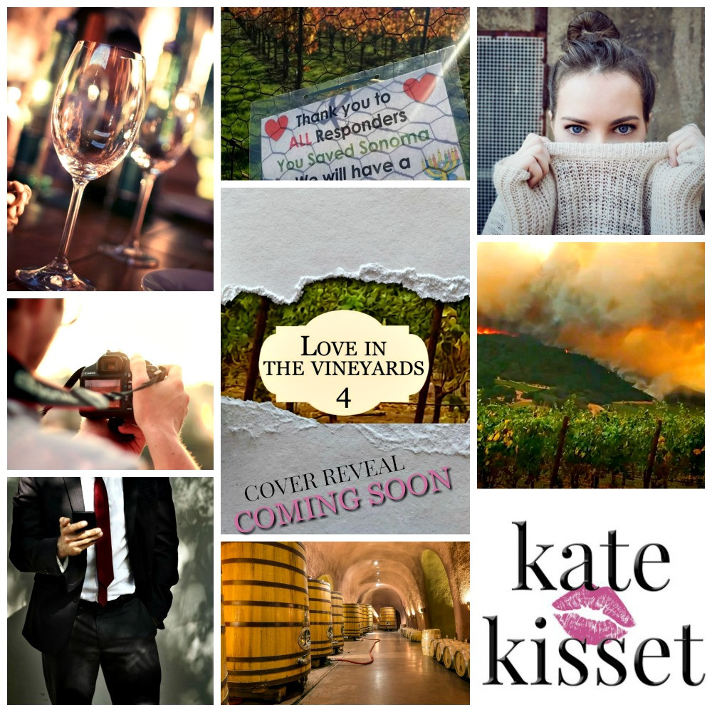 Love is a Wildfire is loosely based on my experiences during the fire that rocked wine country.