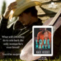 Love Maker Kate Kisset - Lonesome Cowboy