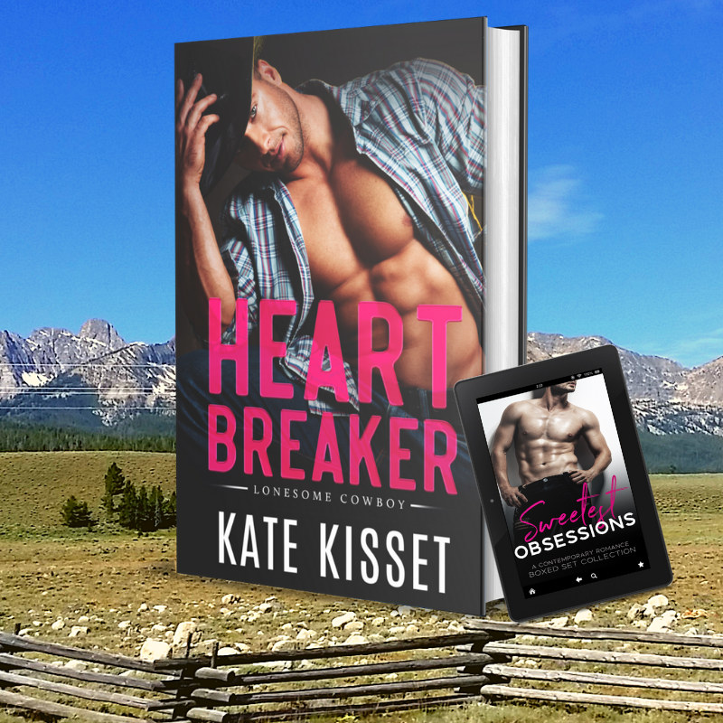 Pre-order Heartbreaker for only 99 cents in the Sweetest Obsessions boxed set!