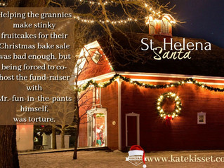St. Helena Santa: Sneak Peek