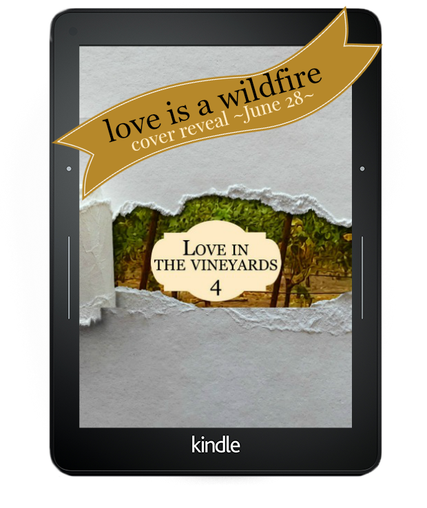 Love is a Wildfire Cover Reveal-June 28