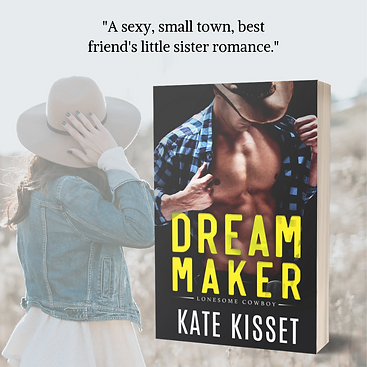 Kate Kisset - Kate Kisset Books- Dream M
