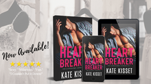 Heartbreaker is LIVE! ~ Special Excerpt