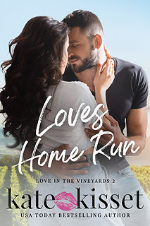 Kate Kisset Love's Home Run