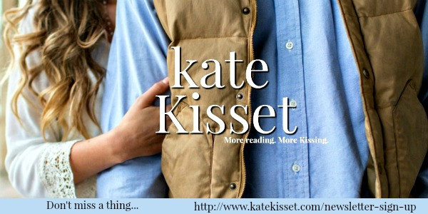 Sign up for Kate's Newsletter