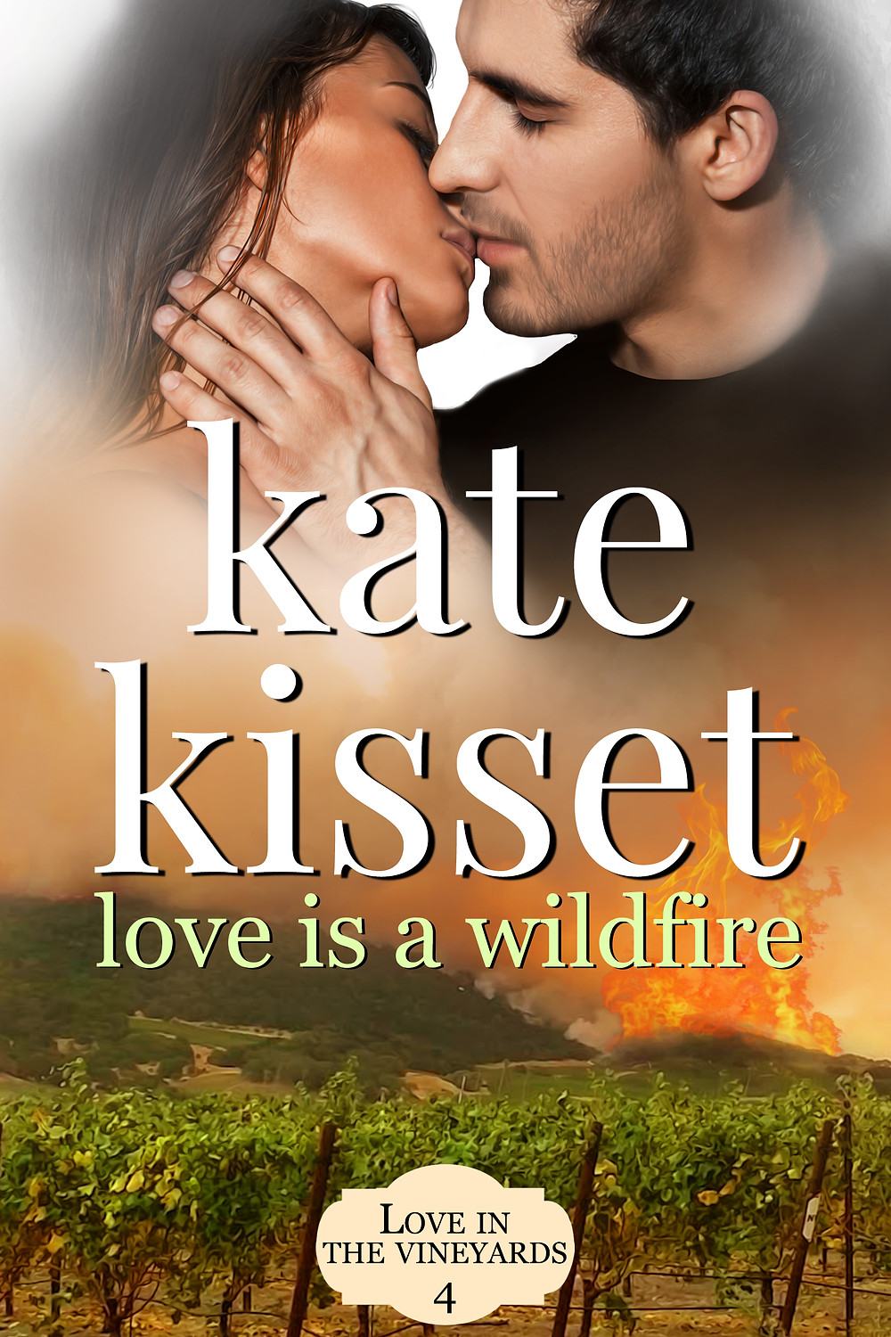 Love is a Wildfire hits Amazon July 27th!
