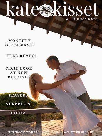 Kate Kisset Newsletter, Kate Kisset book