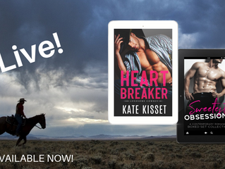 Heartbreaker is LIVE! ~ Excerpt (4)!