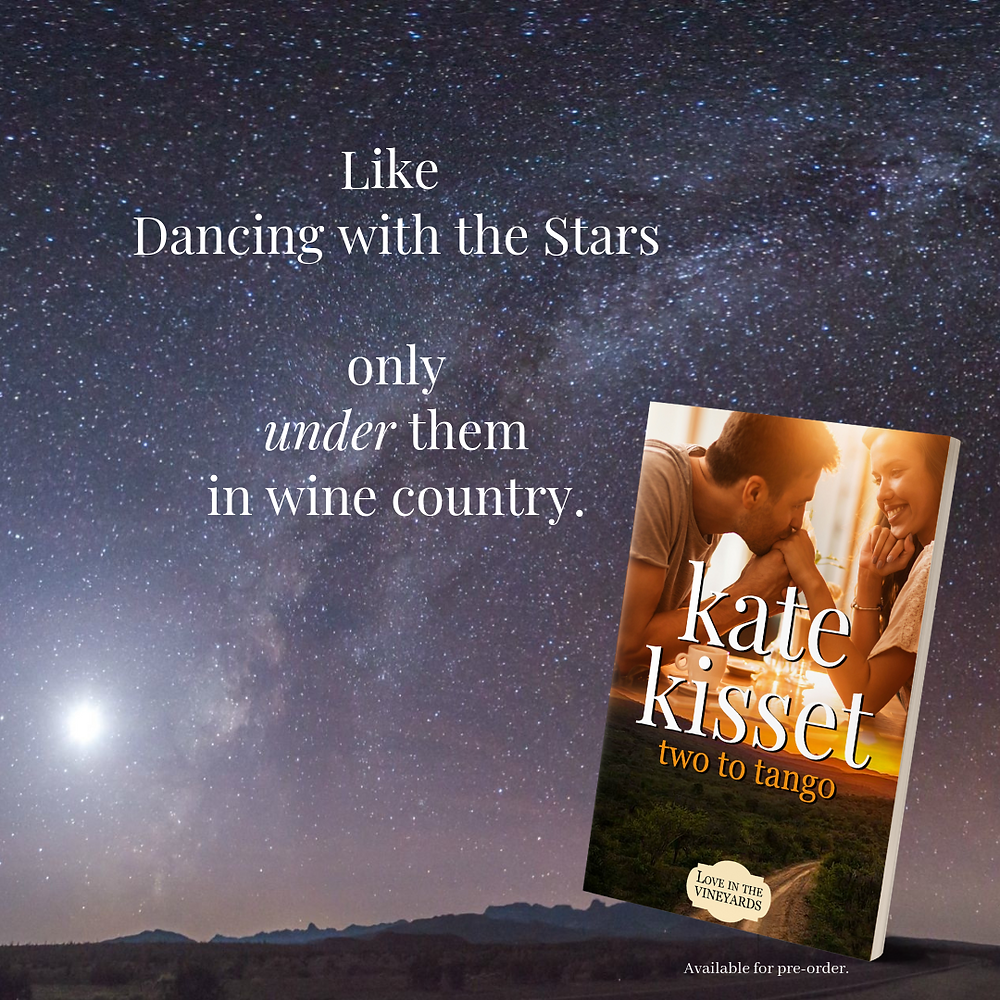 Two to Tango - a romantic comedy from Kate Kisset