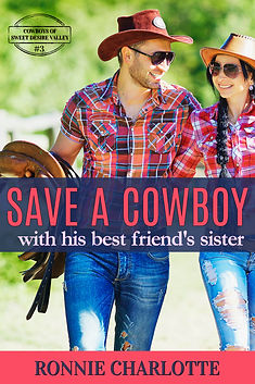 3-(different name color) Save a Cowboy w