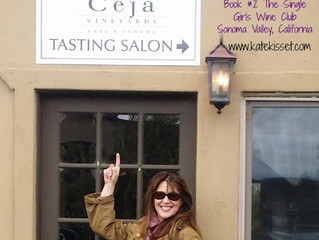 Daily Kiss from Ceja Vineyards