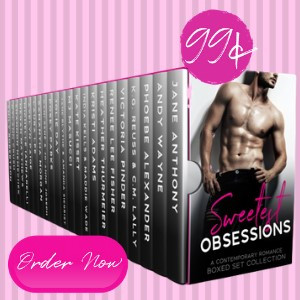 The Sweetest Obsessions boxed set is LIVE this Tuesday!