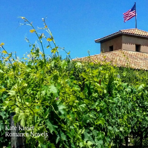 The fictional Santino Family Estate in Napa Valley is ready for the 4th of July!