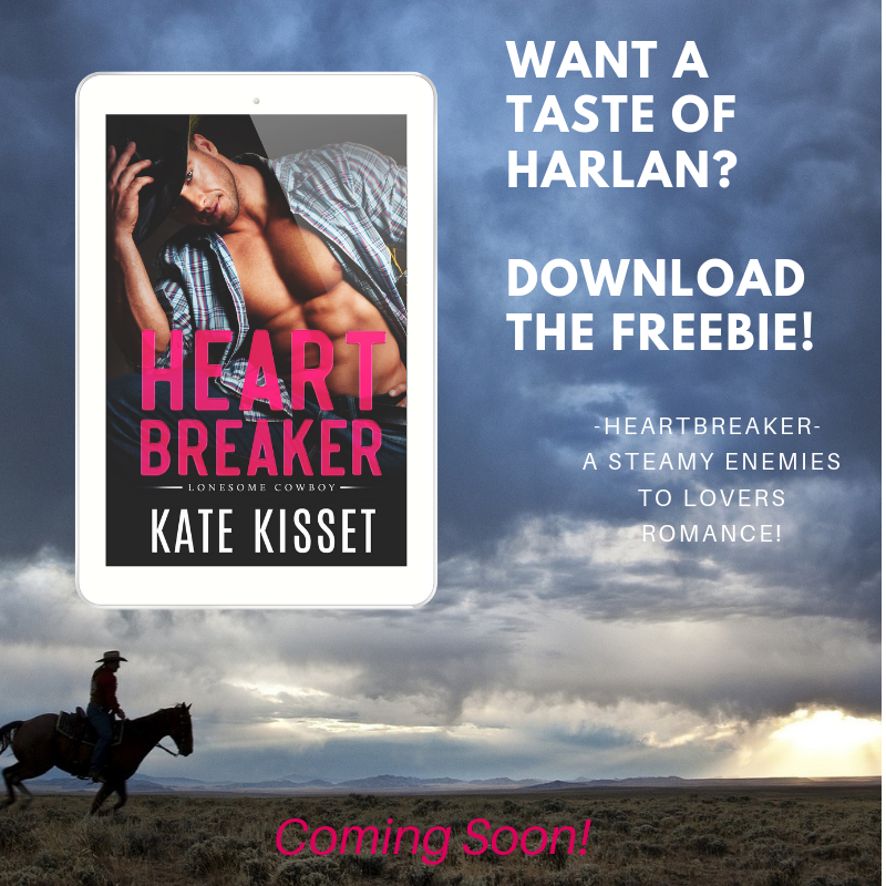 Get your Free Chapters of HEARTBREAKER now!