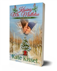 Kate Kisset, Kissing Mr. Mistletoe, Wine Country Romance, Contemporary Romance, Christmas in Napa