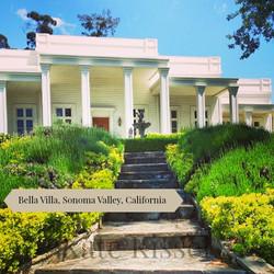 Kate Kisset, Bella Villa ~Sonoma
