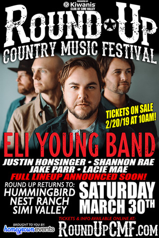 2019 Round Up Country Music Festival