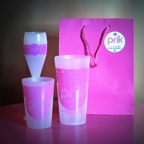 Prik cup large