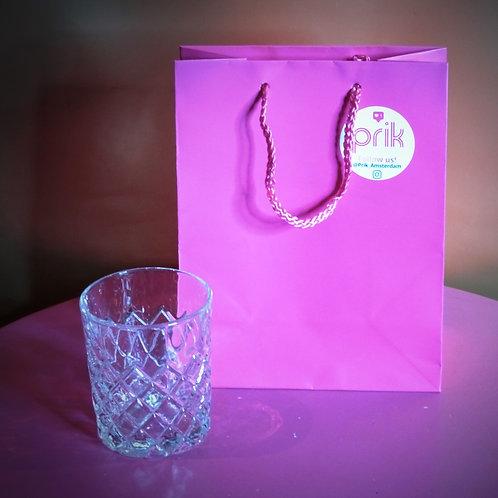 Cocktailglass tumbler Diamond