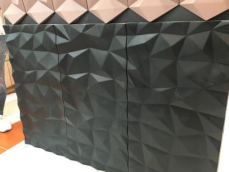Loseta Dinara color negro, CDMX