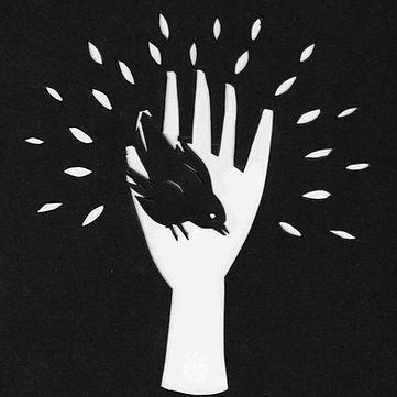 a burd in th hand logo