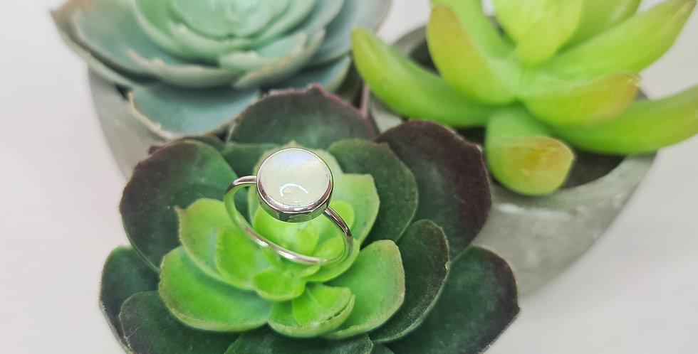 Moonstone ring P 1/2