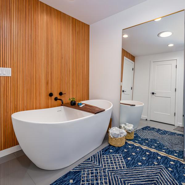 Custom bathroom from NW Home Concierge