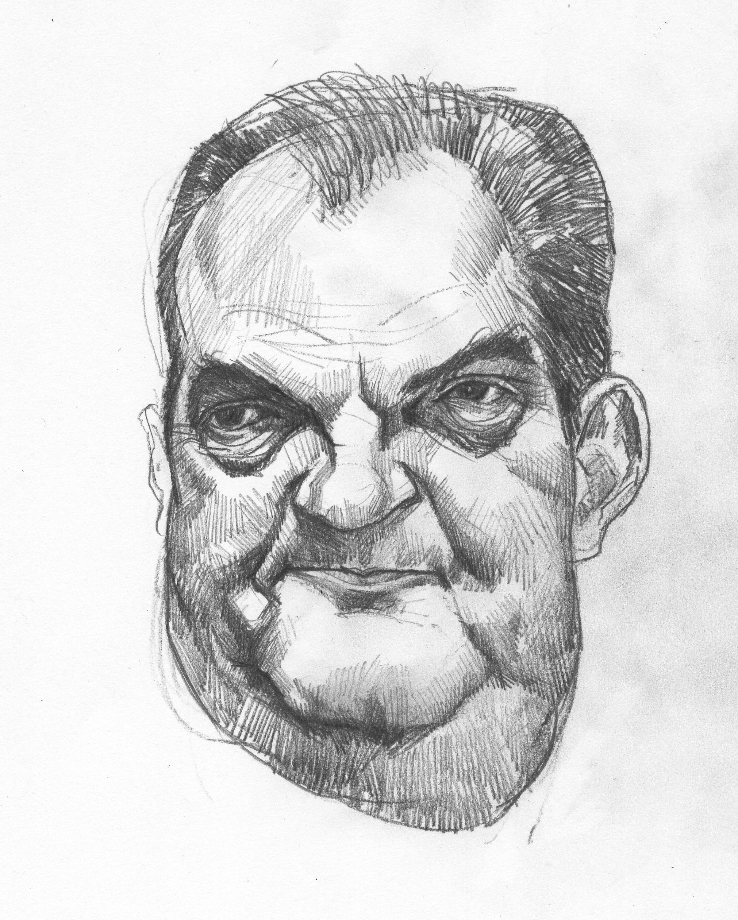 K.Karamanlis sketchbook