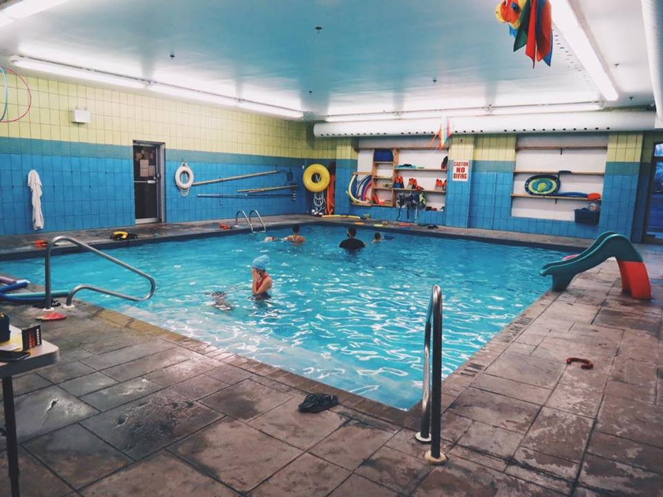 Vaughan Elite Swim School Facility