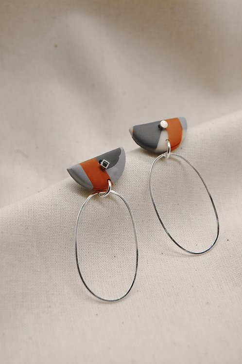 New Workshop, Make your own 2in1 earrings - Sat 11th April